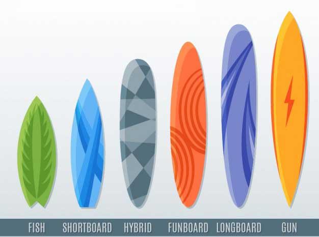 hybride - Surfboard saison 2020