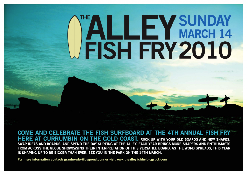Fish Fry 2010 poster